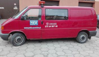 Volkswagen Transporter T4 FURGON 2,5 TDI