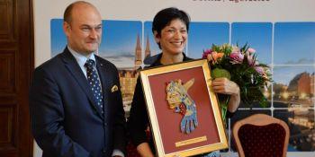 Bente Kahan odebrała Nagrodę Mostu - zdjęcie nr 12