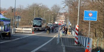 Przejście graniczne w Zgorzelcu otwarte! - zdjęcie nr 16