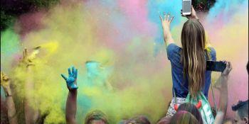 Święto kolorów i sportu w Zgorzelcu! - zdjęcie nr 21