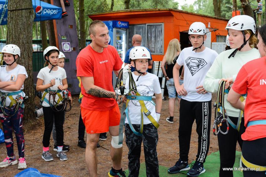 Obóz letni zgorzeleckich taekwondzistów - zdjęcie nr 29