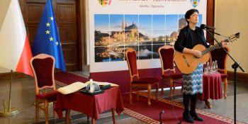 Bente Kahan odebrała Nagrodę Mostu - zdjęcie nr 6