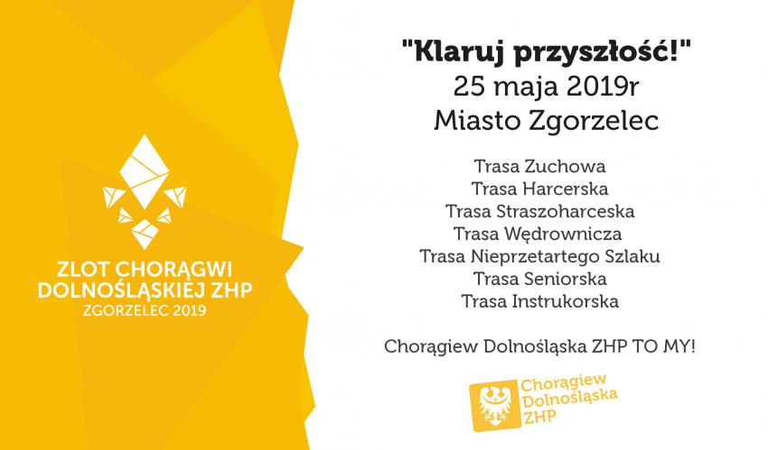 Zlot Chorągwi Dolnośląskiej ZHP 2019