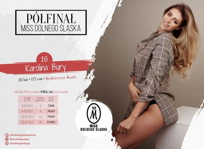Znamy półfinalistki Miss i Miss Nastolatek Dolnego Śląska 2020! - zdjęcie nr 12