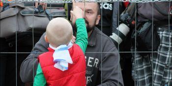 Protesty na polsko-niemieckiej granicy. Pracownicy transgraniczni domagają się otwarcia granic - zdjęcie nr 53