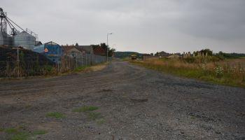 Droga w Studniskach Dolnych, która zostanie przebudowana / fot. UG Sulików
