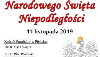 Narodowe Święto Niepodległości w Pieńsku