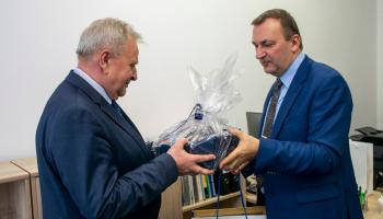Otwarcie biura poselskiego Stanisława Żuka/ fot. UMiG Bogatynia