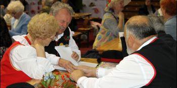 Zgorzeleccy seniorzy świętują! - zdjęcie nr 87