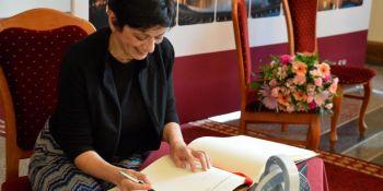 Bente Kahan odebrała Nagrodę Mostu - zdjęcie nr 13