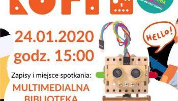 Warsztaty programowania robotów w Zgorzelcu