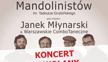 Koncert Zgorzeleckiej Orkiestry Mandolinistów 2020 odwołany