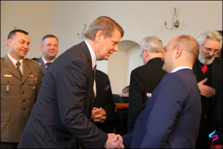 Inauguracyjna sesja Rady Miasta Zgorzelec - zdjęcie nr 43