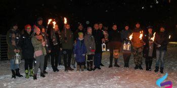 Harcerze przekazali Betlejemskie Światło Pokoju - zdjęcie nr 14
