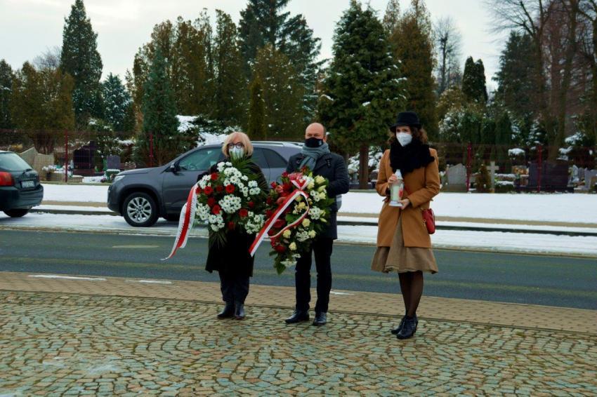 W Zgorzelcu i Görlitz uczczono Międzynarodowy Dzień Pamięci Ofiar Holocaustu / fot. UM Zgorzelec