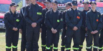 Gminne zawody sportowo-pożarnicze w Radomierzycach - zdjęcie nr 7