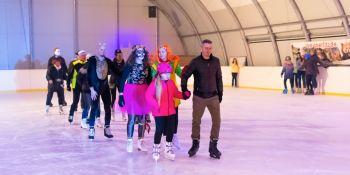 Karnawał 2020 na lodowisku w Łagowie - zdjęcie nr 3