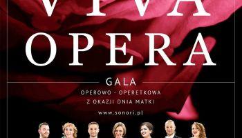 Gala operowo-operetkowa na Dzień Matki.