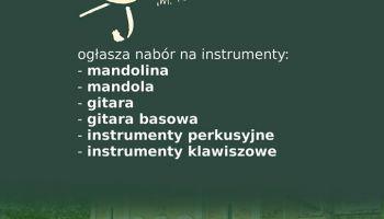Trwają zapisy do Zgorzeleckiej Orkiestry Mandolinistów im. Tadeusza Grudzińskiego