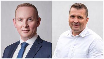 Wojciech Dobrołowicz i Ireneusz Kropidłowski / fot. facebook