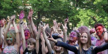 Święto kolorów i sportu w Zgorzelcu! - zdjęcie nr 146