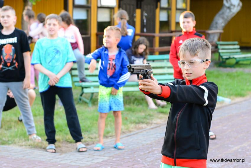 Obóz letni zgorzeleckich taekwondzistów - zdjęcie nr 62