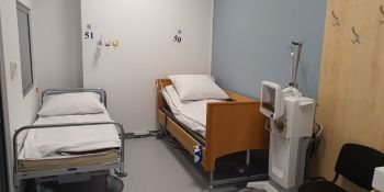 Tak wygląda oddział covidowy w zgorzeleckim szpitalu - zdjęcie nr 7
