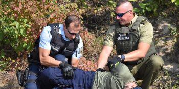 Fotorelacja z polsko-niemieckich ćwiczeń w Ludwigsdorfie - zdjęcie nr 12