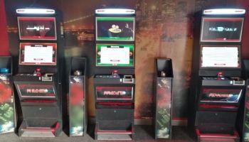Game over. Automaty do gier hazardowych zarekwirowane