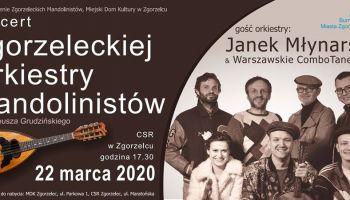 Koncert - Mandoliny i Warszawskie Combo Taneczne