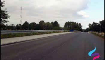 DW 351 w Jędrzychowicach / zdjęcie ilustracyjne