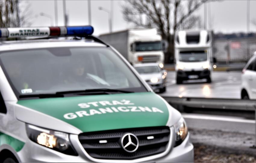 Straż graniczna / zdjęcie ilustracyjne / fot. NOSG