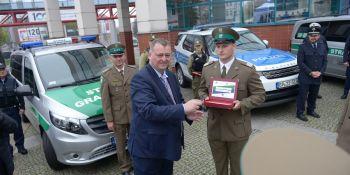 Nowe samochody w polsko-niemieckich placówkach straży granicznej - zdjęcie nr 6