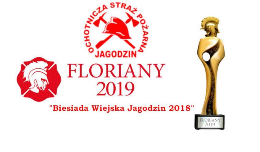 Floriany 2019. Wśród nominowanych OSP Jagodzin