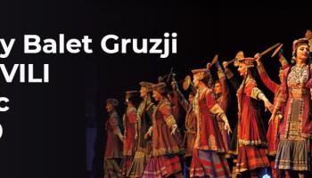 Narodowy Balet Gruzji SUKHISHVILI  Zgorzelec