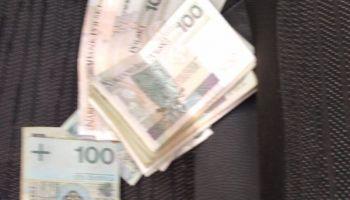 Zabezpieczone przez policję pieniądze / fot. KPP Zgorzelec