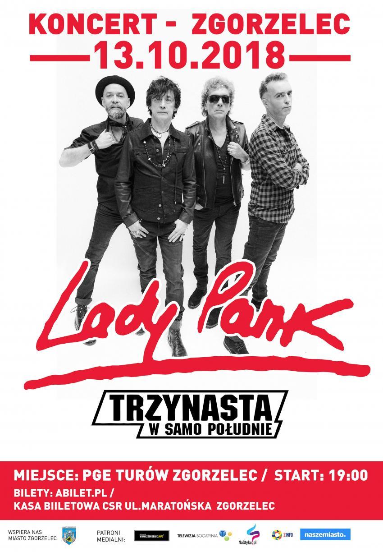 Koncert Lady Pank w Zgorzelcu!