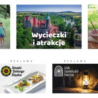 Nowy portal pomoże wypromować ofertę turystyczną Dolnego Śląska