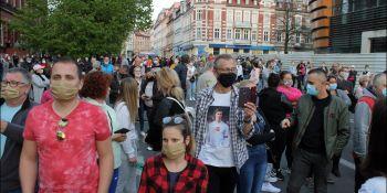 Protesty na polsko-niemieckiej granicy. Pracownicy transgraniczni domagają się otwarcia granic - zdjęcie nr 24