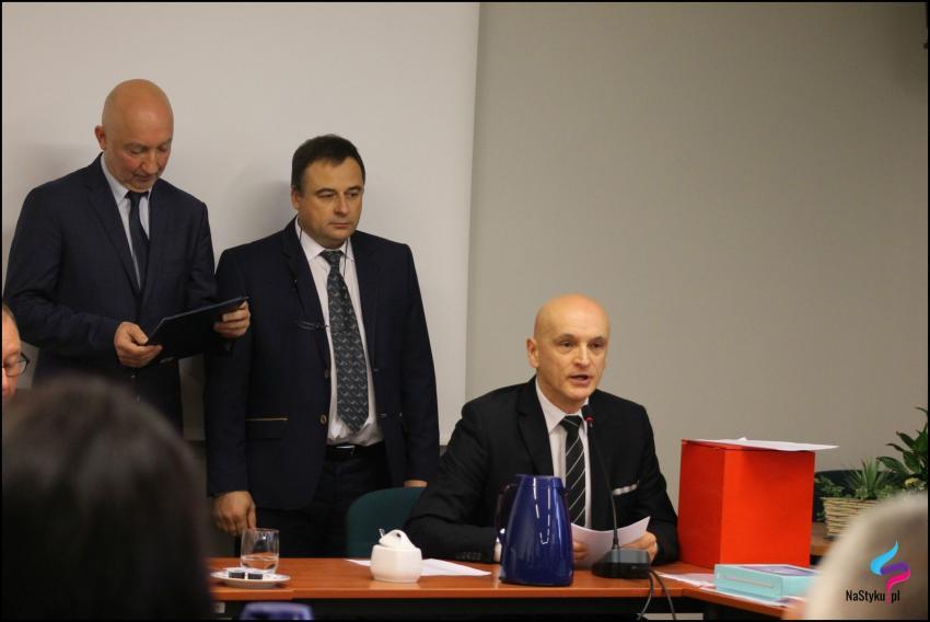 Pierwsza sesja Rady Powiatu Zgorzeleckiego - zdjęcie nr 14