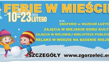 Ferie 2020 w Zgorzelcu