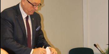 Pierwsza sesja Rady Powiatu Zgorzeleckiego - zdjęcie nr 23