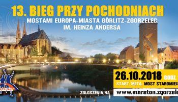 Trwają zapisy na 13. Bieg przy Pochodniach Mostami Europa - Miasta