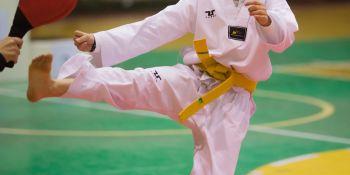 Gwiazdkowy turniej taekwondo - zdjęcie nr 7