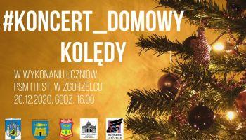 #Koncert Domowy Kolędy