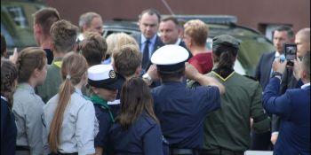 Wizyta Prezydenta Andrzeja Dudy w Zgorzelcu - zdjęcie nr 16