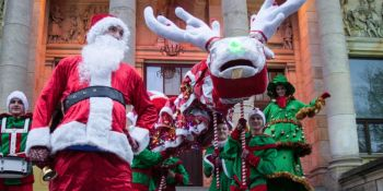 Mikołaj w Zgorzelcu - zdjęcie nr 1