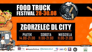 DL City Zgorzelec i Gorilla Events zapraszają na zakończenie lata z food truckami