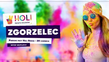 Holi Święto Kolorów w Zgorzelcu 2021