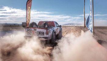 Trzeci etap rajdu | materiały prasowe R-Six Team 6601